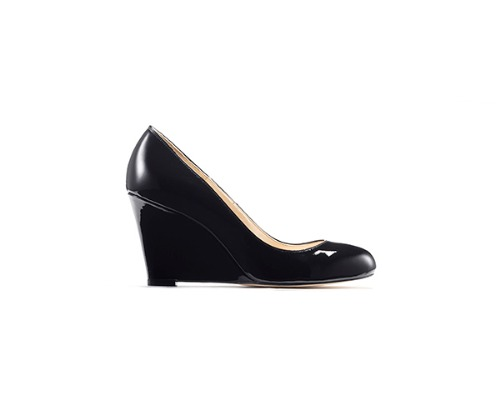 MOLLY - BLACK PATENT